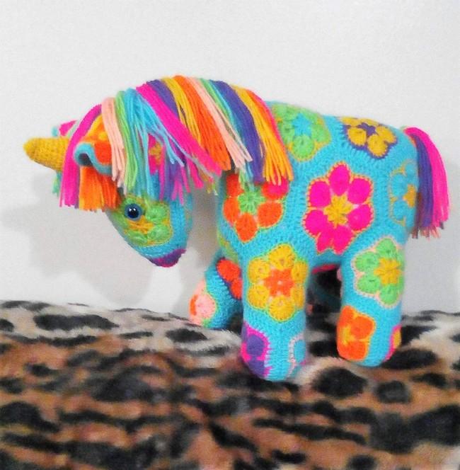 Crochet Horse Migurumi Crochet Gifts