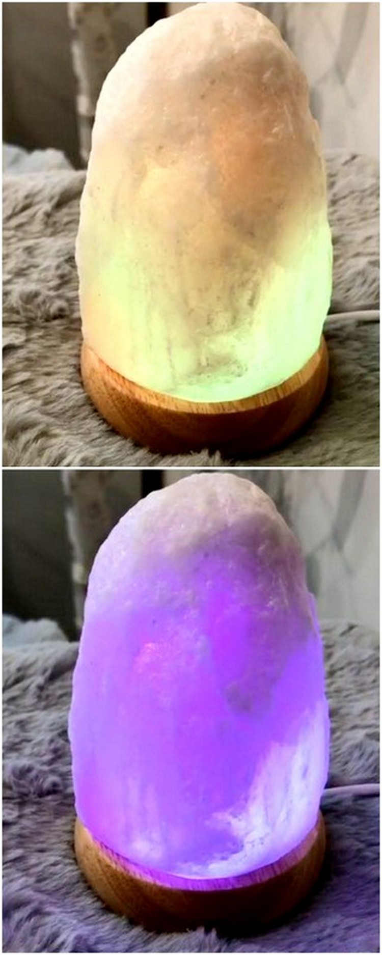 USB Himalayan Salt Lamps