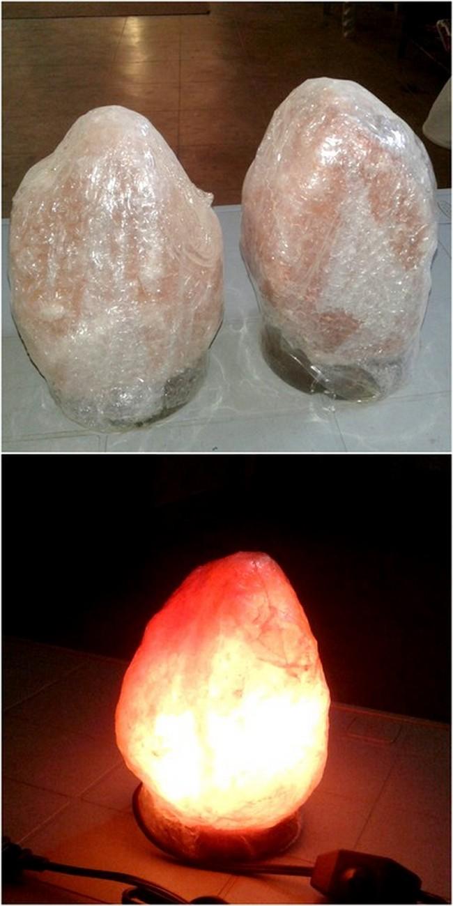 Unique Natural Salt Lamp