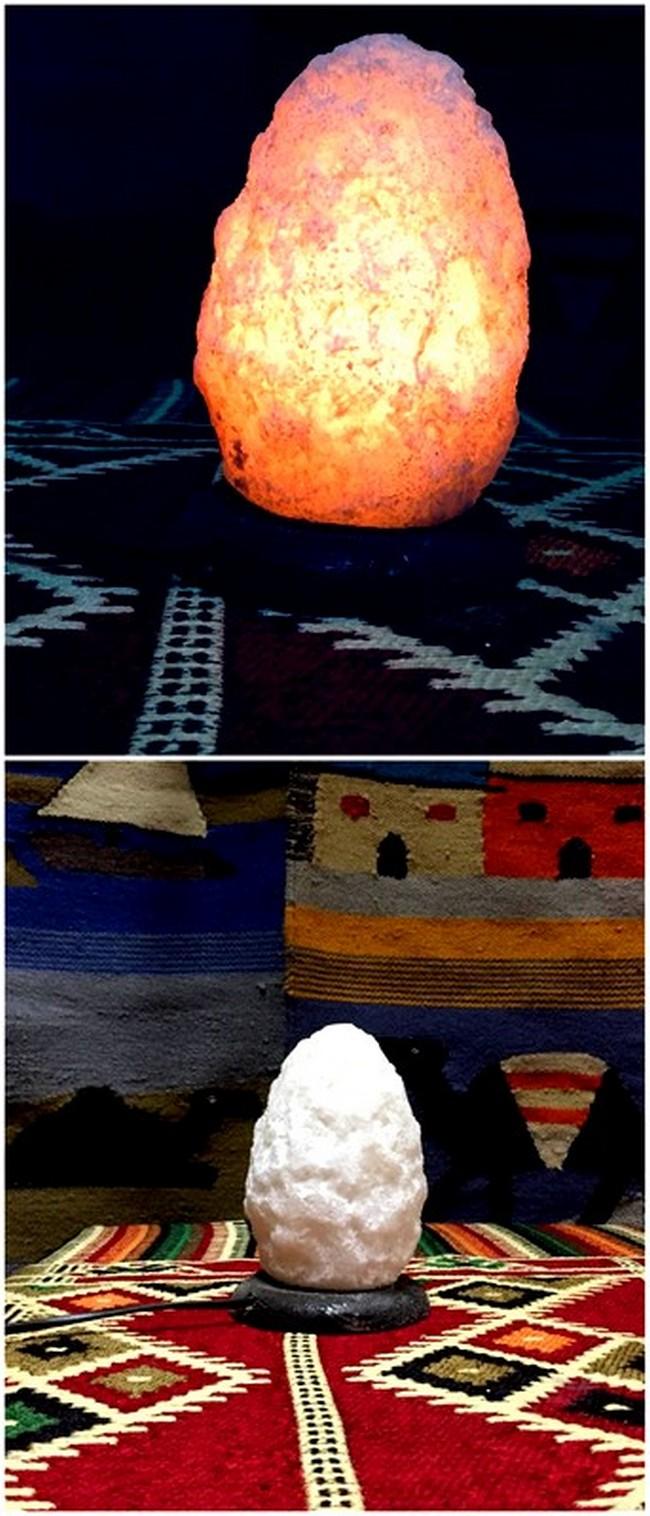Rock Salt Lamps Projects
