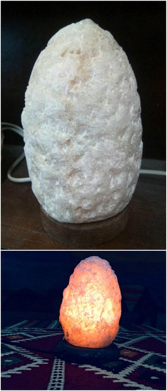Attractive Rock Salt LampsIdeas