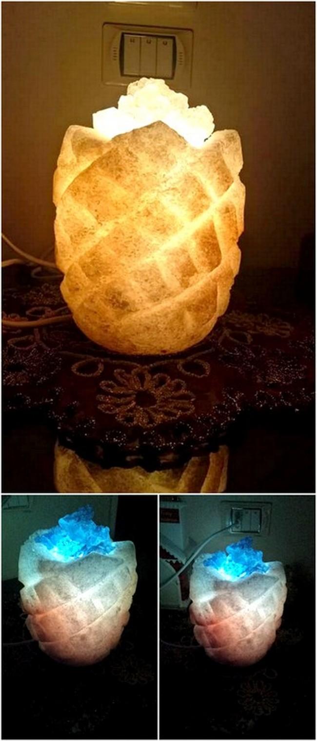 Graceful Style Of Himalayan Salt Lamp
