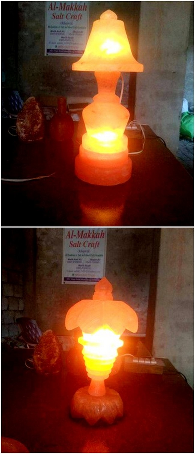 Indoor Salt Lamp