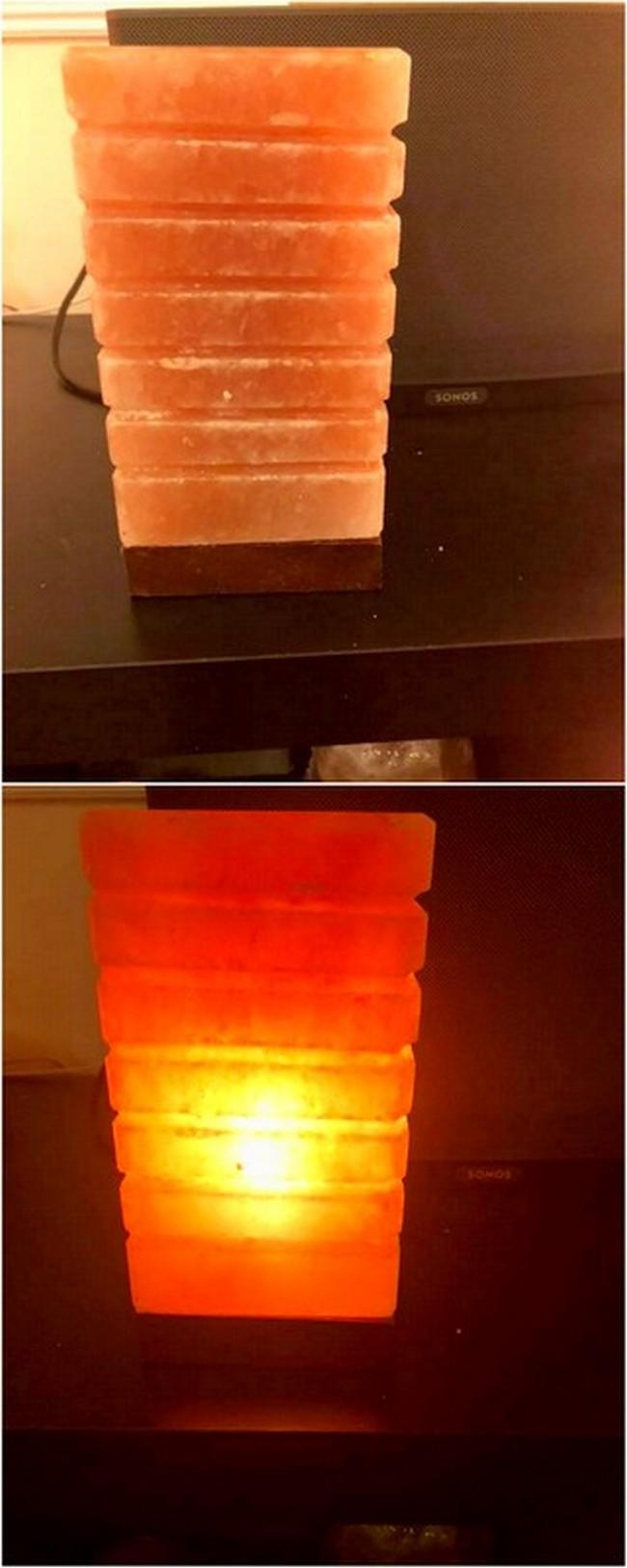 Salt Lamp Client