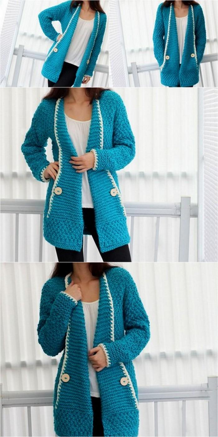 impressive crochet ladies jacket