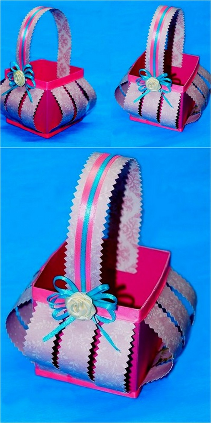 latest gift basket design