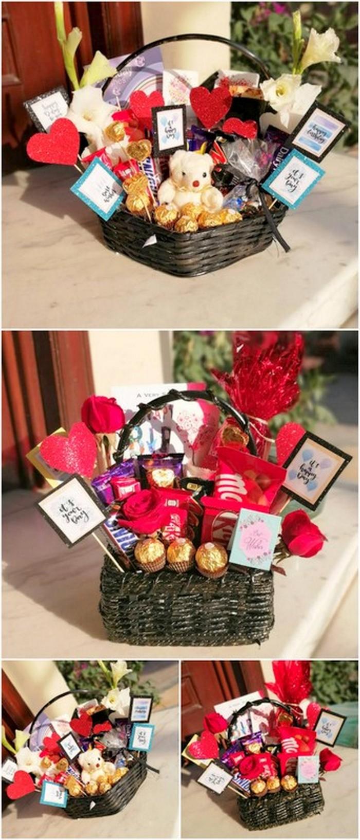 adorable gift basket design