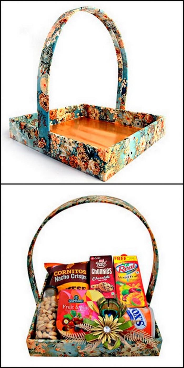 reasonable gift basket idea