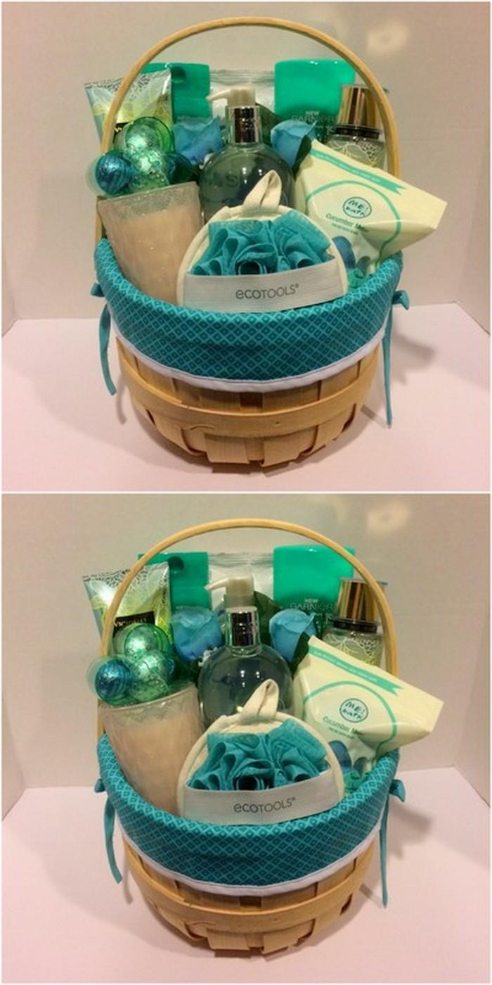 lovely gift basket idea