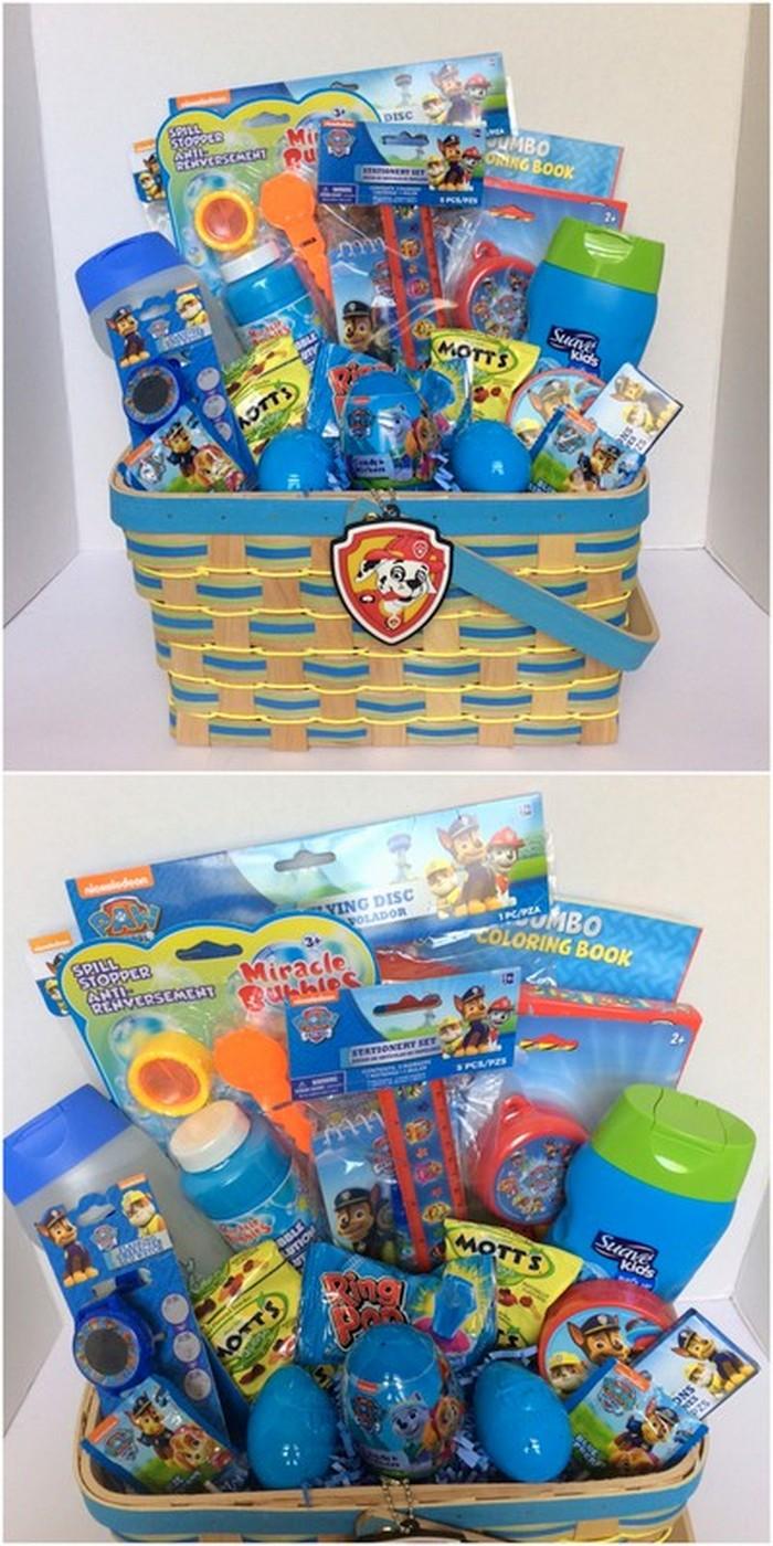 unique gift basket for kids