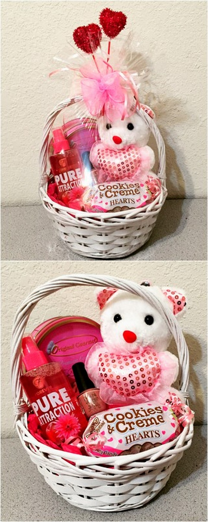 gift basket idea for ladies
