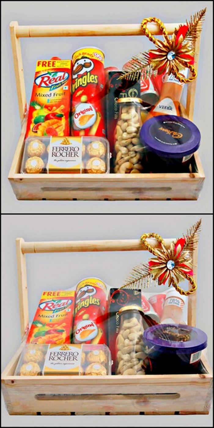 top design for gift basket