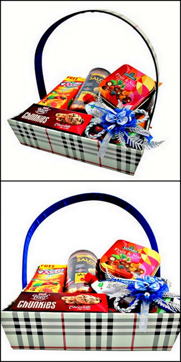 trending gift basket design
