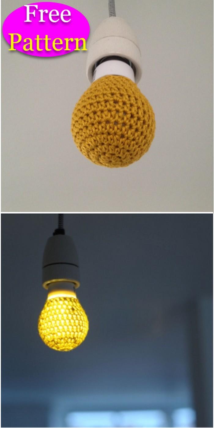 Attractive Crochet Pattern LED