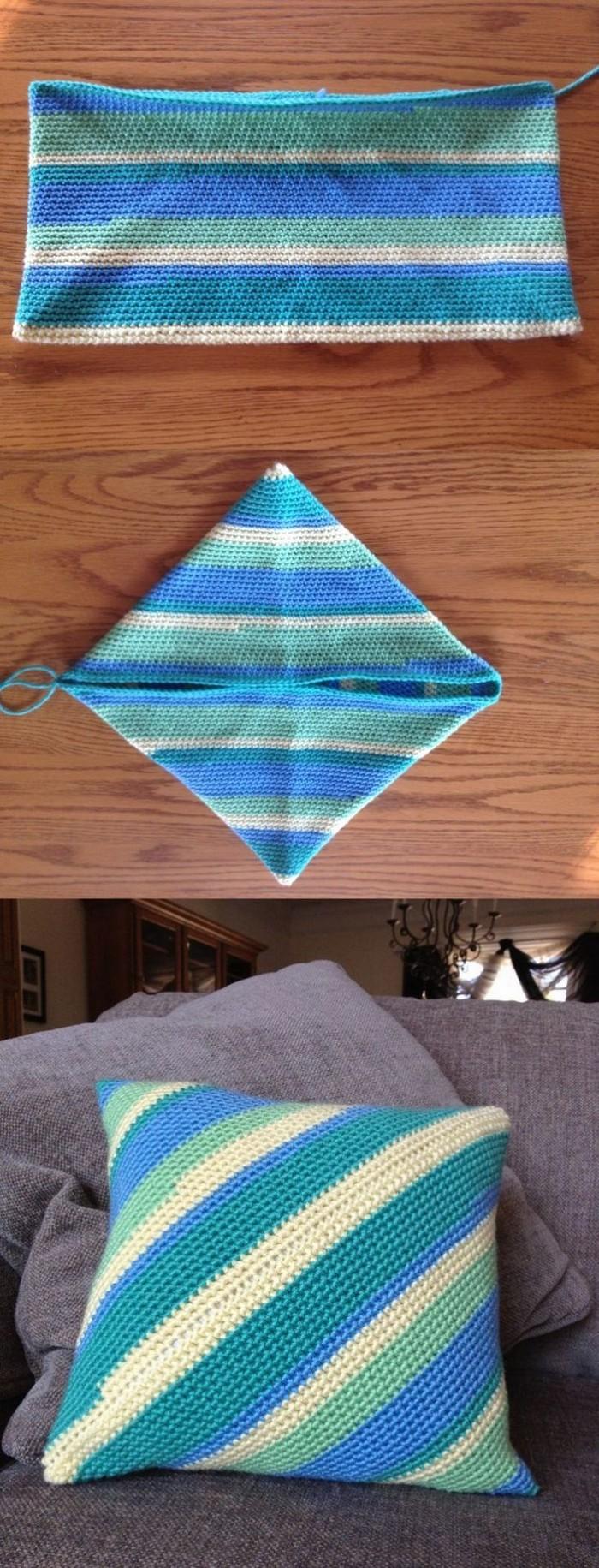 crochet pattern beautiful pillows
