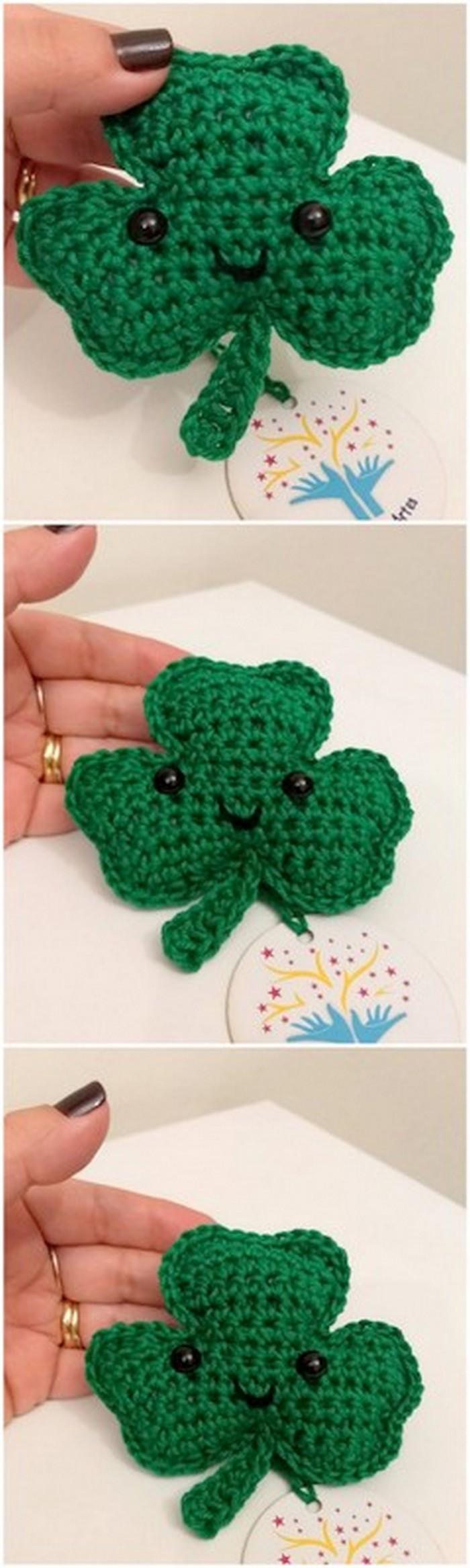 Beautiful Leaf Crochet Free pattern.