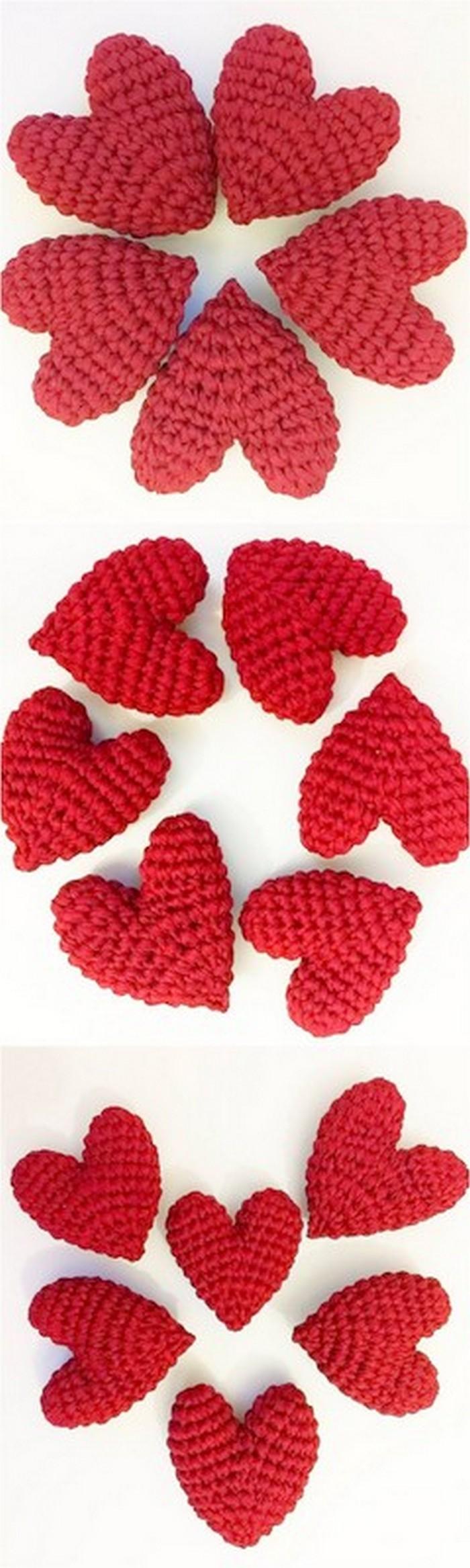Beautiful Heart Design Free Crochet Pattern