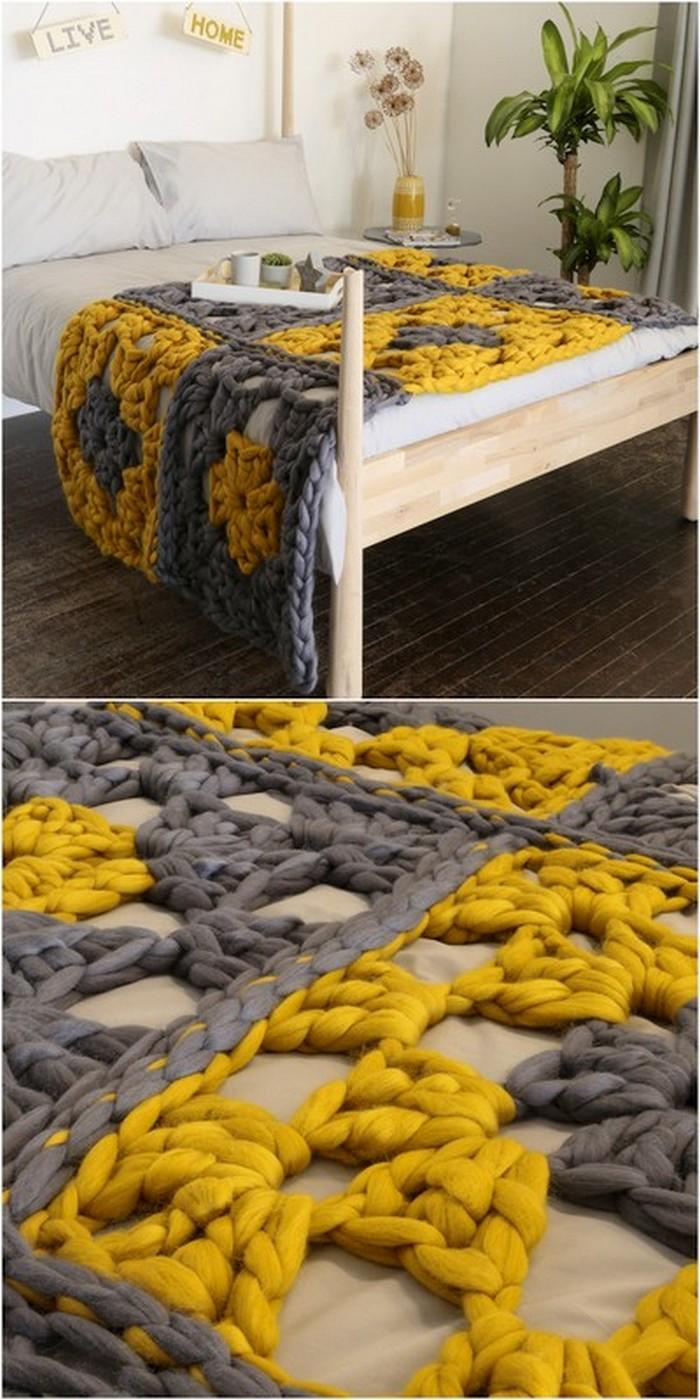 Soft Quilt FreeCrochet Pattern
