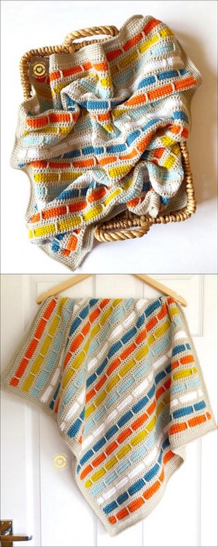 Soft Towel Free Crochet Pattern
