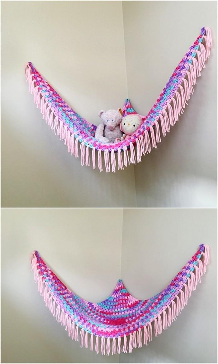 Baby Wall Swing Free Crochet Pattern
