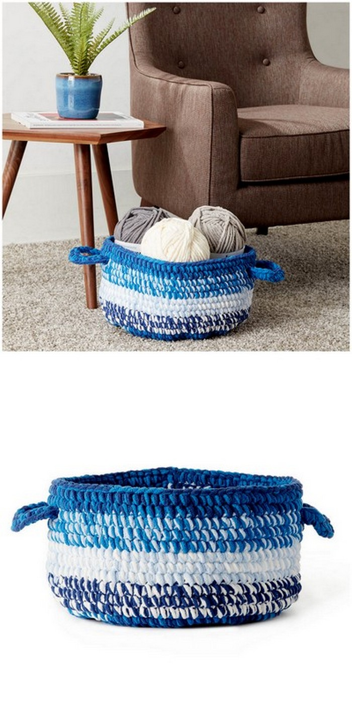 Easy and Fast Pot Free Crochet Pattern.