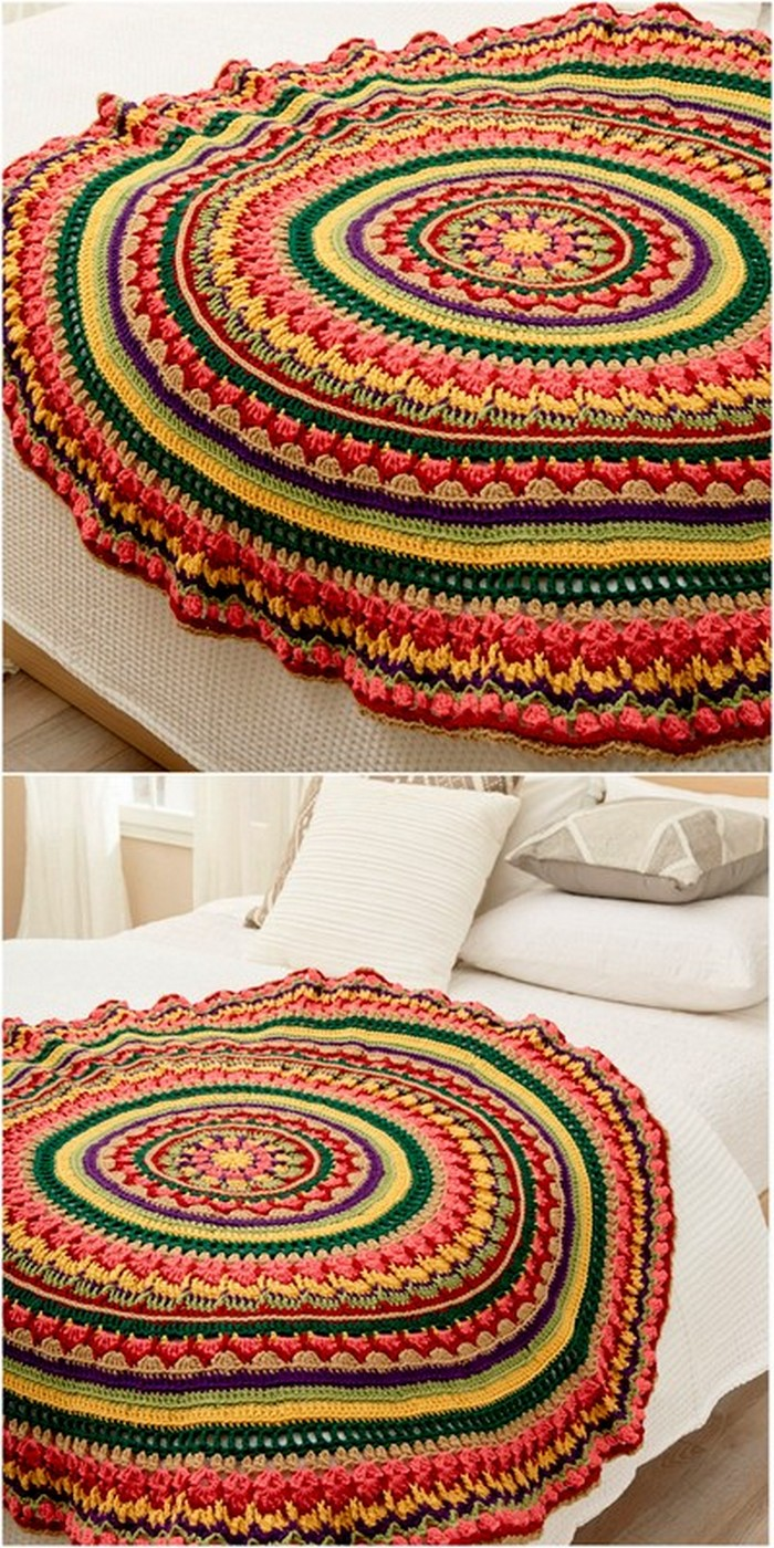 Beautiful Rug Projects