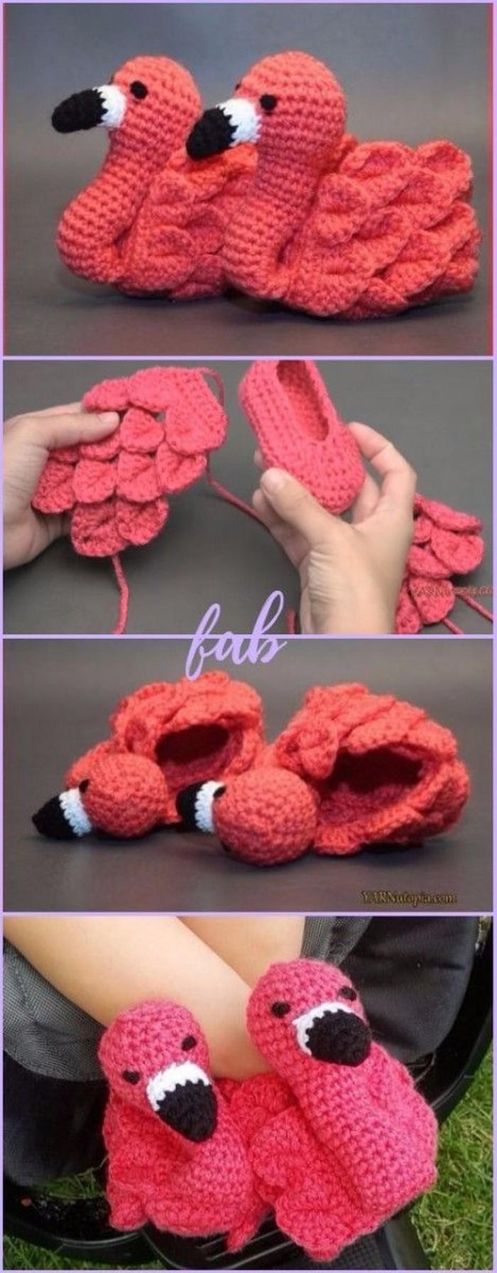 Cute Ducks Free Crochet Pattern