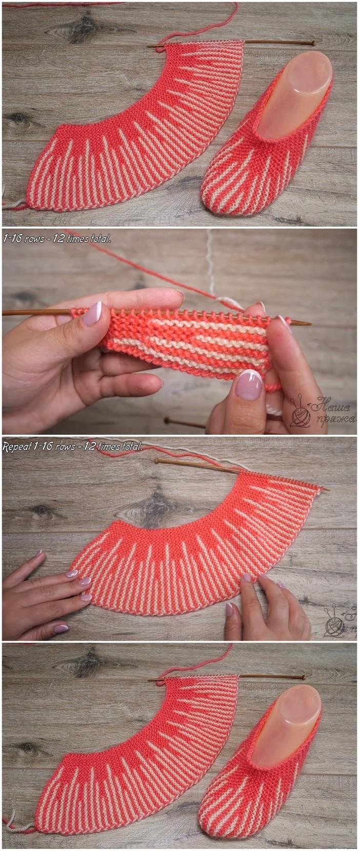 Girls Crochet Shoes Making Free Crochet Pattern