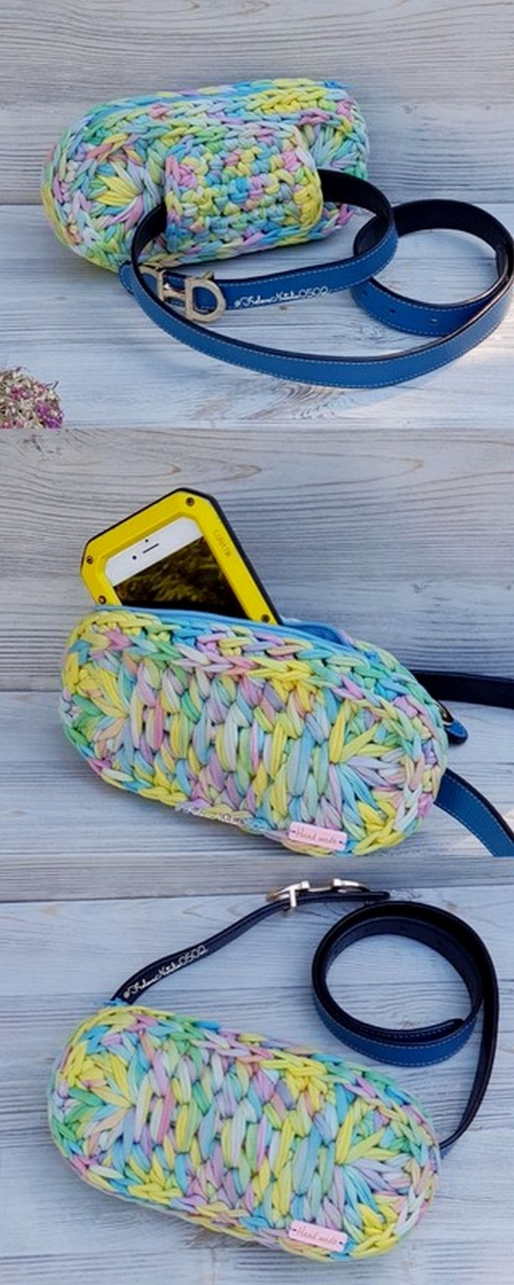 Nice Clutch Free Crochet Pattern