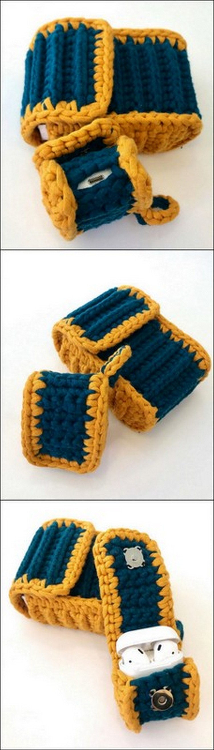 Simple Cover Free Crochet Pattern