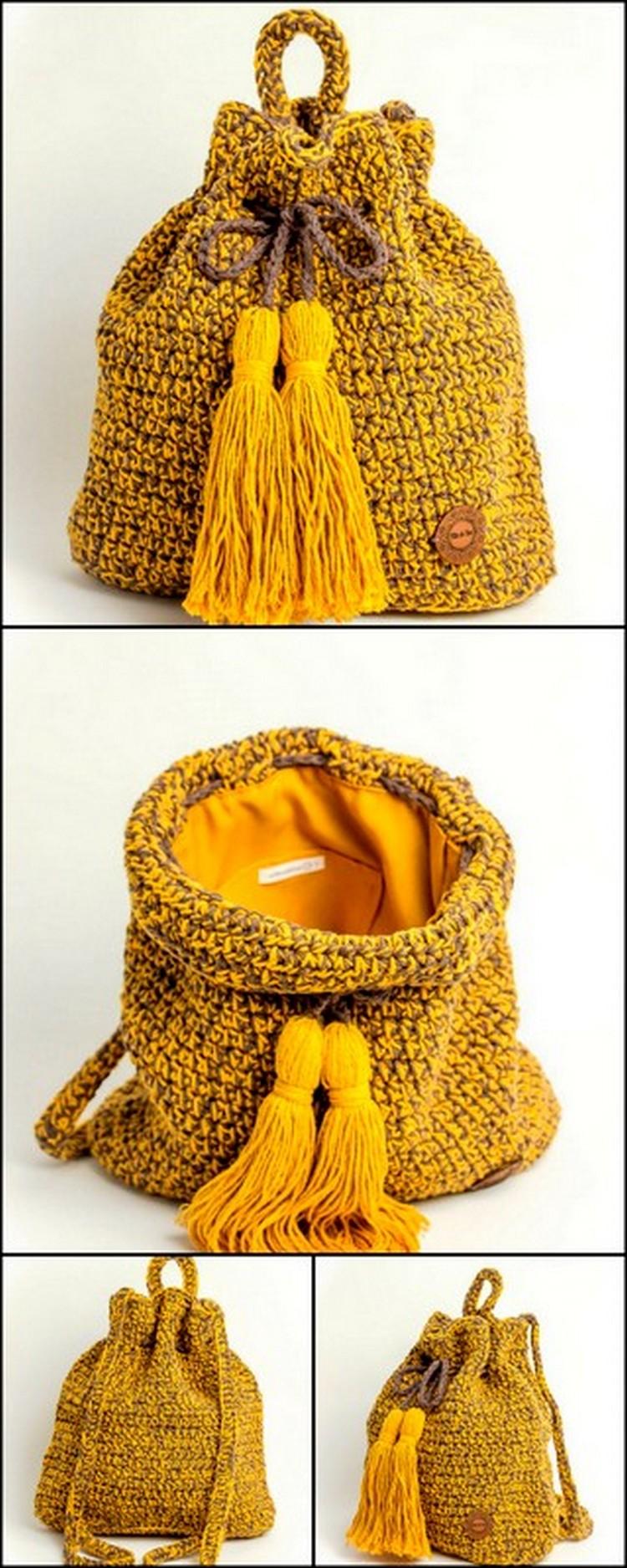 Warm Stuff Crochet Bag Free Crochet pattern