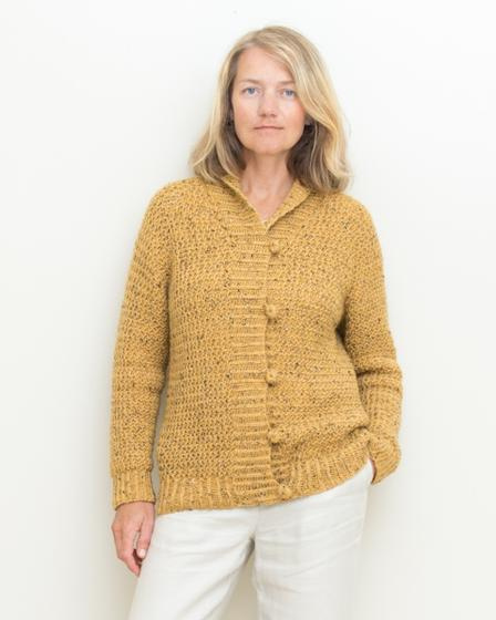 Crochet Cardigans Sweaters Patterns