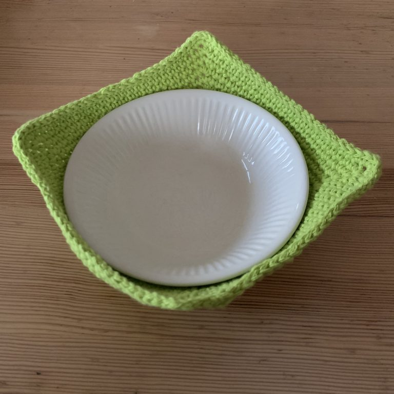 Crochet Bowl Cozy Patterns