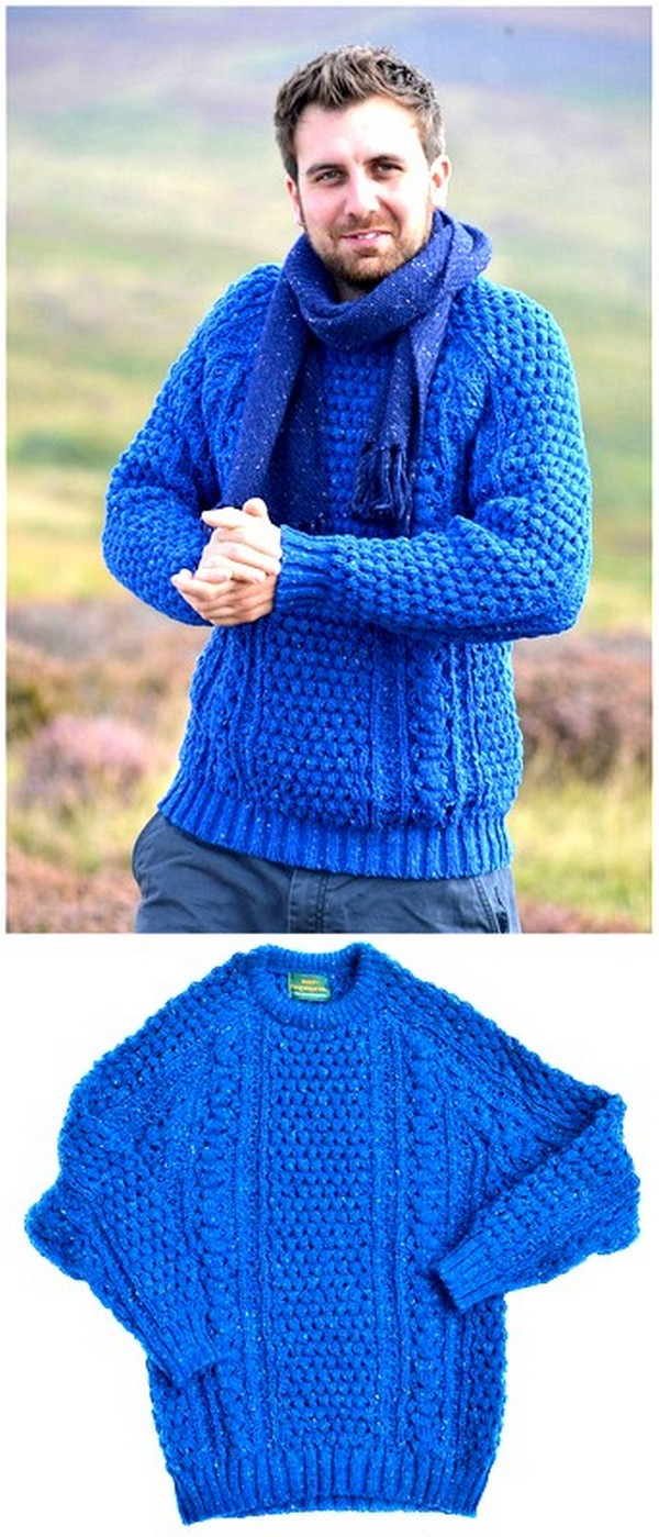 Crochet Awesome Sweater Pattern